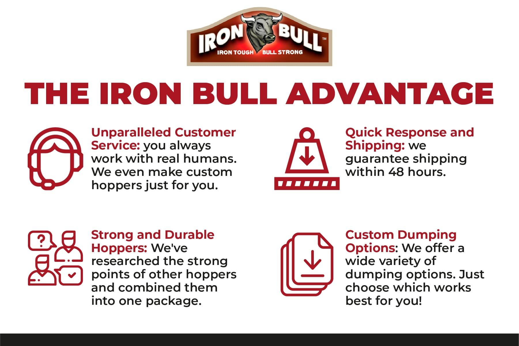 The Iron Bull advantage